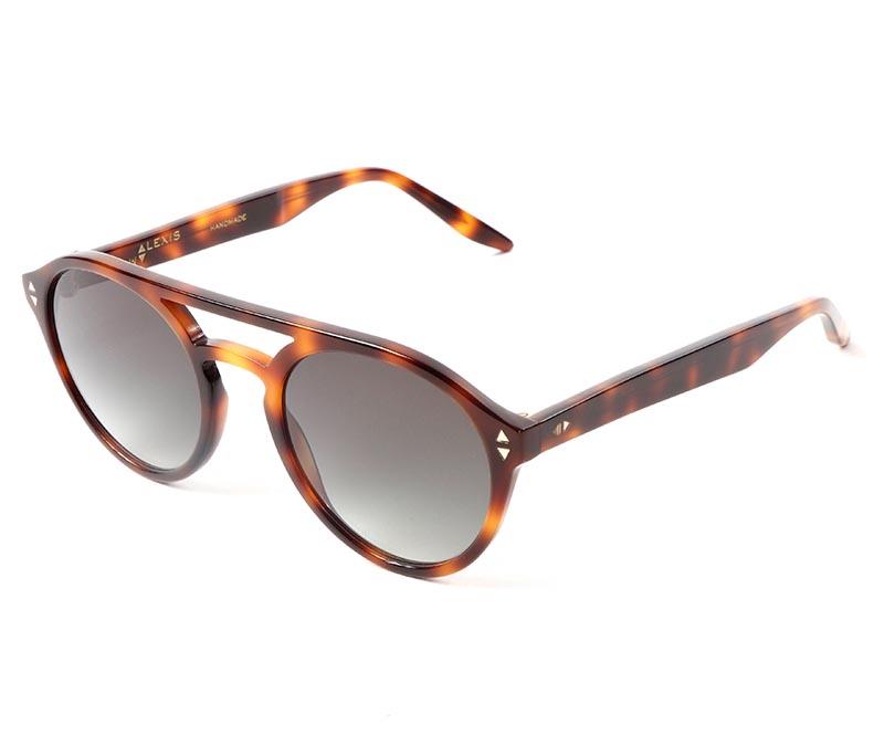 Alexis Amor Robin sunglasses in Warm Havana Glow
