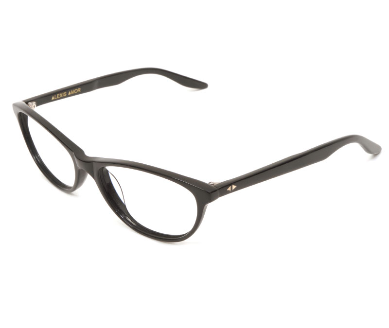 Alexis Amor Scarlett SALE frames in Gloss Piano Black