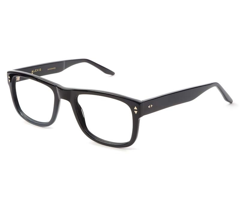 Alexis Amor Spike II frames in Gloss Piano Black