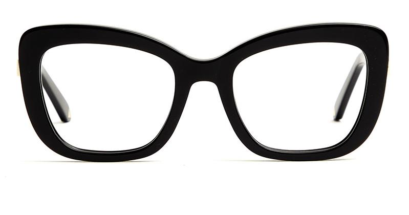 Alexis Amor Suki frames in Gloss Piano Black