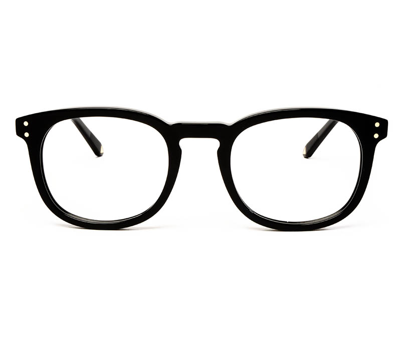 Alexis Amor Syd frames in Gloss Piano Black