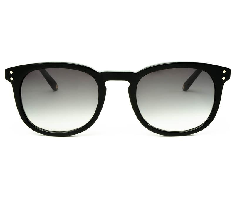 Alexis Amor Syd sunglasses in Gloss Piano Black
