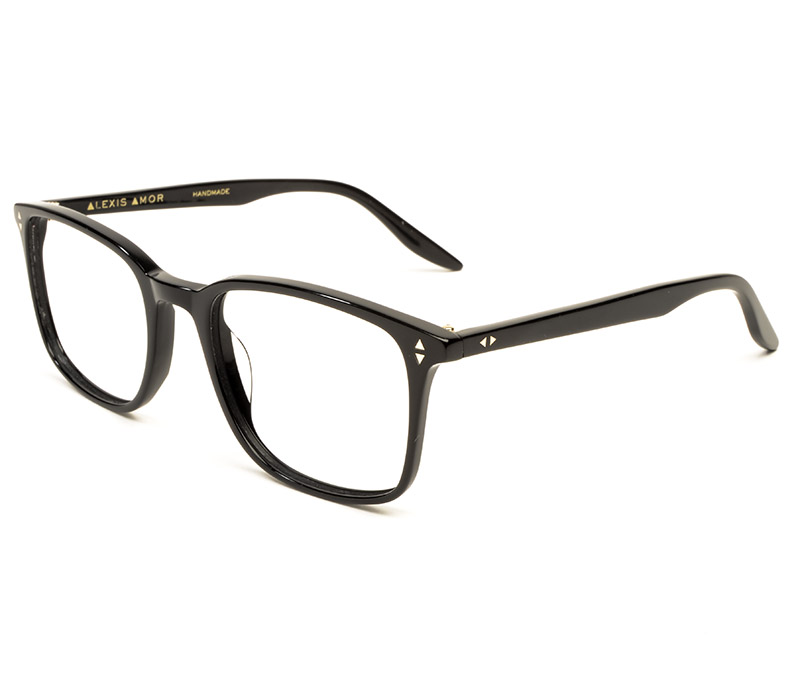Alexis Amor Tyler frames in Gloss Piano Black