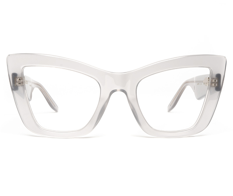 Alexis Amor Valentine SALE frames in Darkly Ice Grey