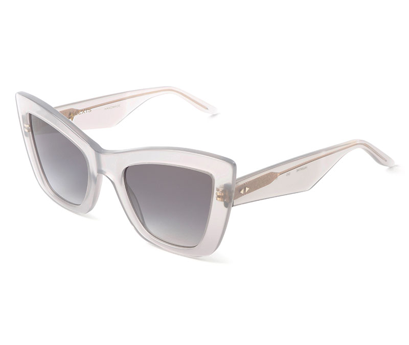Alexis Amor Valentine SALE sunglasses in Darkly Ice Grey